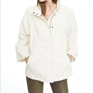 Banana Republic military jacket with bell sleeves